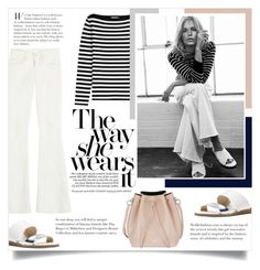 The Way She Wears It by mila-me on Polyvore featuring polyvore fashion style Michael Kors Mother N°21 clothing