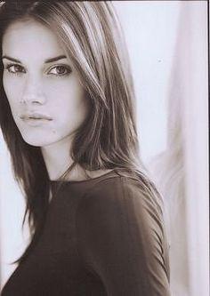 Missy Peregrym. She is always so bada**... I love it.