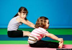 Fabulous Moms: 4 Bài thể dục giúp các bé phát triển chiều cao