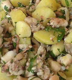 Bimby, Insalata di Polpo, Polipo e patate - Bimby Ricette è la risorsa online che raccoglie ed organizza le migliori ricette da provare con il nostro Bimby o Thermomix.