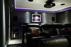 https://flic.kr/p/sM3UfA | Artcoustic Spitfire Dolby Atmos 7.1.4 system, installed by Kent Home Cinema, UK | This system comprises of Artcoustic Spitfire 8-4 with an Artcoustic Performance Subwoofer. The screen is by 'Screen Excellence', seating from 'Front Row', projector from 'Sony', and amplifier from Denon.                                www.kenthomecinema.co.uk