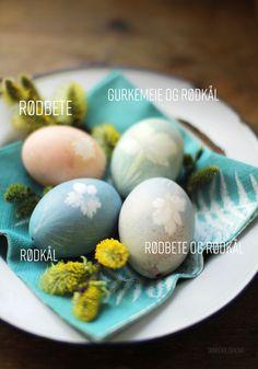 Naturfargede påskeegg Breakfast, Food, Breakfast Cafe, Essen, Yemek, Meals