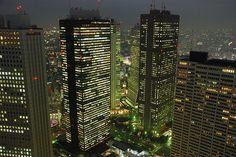 Alle Größen | Shinjuku skyscrapers | Flickr - Fotosharing!