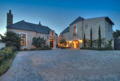 Tuscan villa - San Antonio, Texas