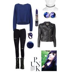 Blue outfit⭕⭕⭕⭕