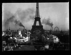 World's Fair 1900, Paris, photograph by Eugène Trutat (1840-1910)
