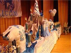 Sports Banquet, Banquet Expenses, Banquet Decorations