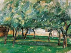 thusreluctant:  Farm in Normandy by Paul Cézanne #Impressionism #Art #Impresionismo #Impressionismus #Impressionnisme #印象主義 #Импрессионизм ✨✏️ - https://wp.me/p7Gh1Z-1Ok #kunst #art #arte #sztuka #ਕਲਾ #konst #τέχνη #アート