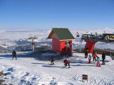 Tsaghkadzor Ski Resort ...