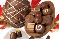can this one be mine?  Rocky Road to Caramel Extra Thick Easter Egg