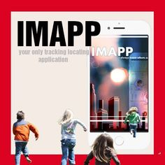 iMapp - find my friends regardless of the installed app, track mobile devices Im App, Find My Friends, Get Directions, Track, Phone, Itunes, Ios, Android, Number