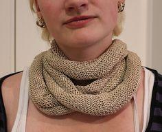 Knitter cowl Cowl, Anna, Knitting, Fashion, Moda, Tricot, Fashion Styles, Breien, Cowls
