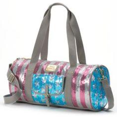 Juicy Couture Patriotic Duffle Bag $35.60