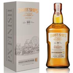 Three Ships launches South Africa's 'first' single cask finished whisky Distell-owned Three Ships Whisky is to release 800 bottles of a single cask finished expression, thought to be the first South African whisky of its kind