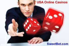 Reviews of online casinos for U.S. players. These are the best USA online casinos. All of these US online casinos are safe and fair. They offer generous bonuses, fantastic casino games, convenient methods of payment and 24/7 customer support. When you think of online casinos USA, think of SweetBet.com