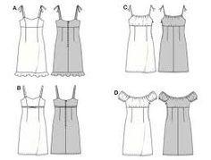 Αποτέλεσμα εικόνας για πατρον για φορεμα