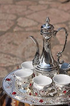 how to make turkish tea with double teapot