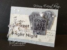 Stampin' Up! Merry Everything by Melissa Davies @ rubberfunatics