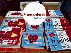 A Bit of South Africa – Franschhoek