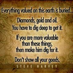 Steve harvey advice on relationships