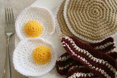 Breakfast Crochet