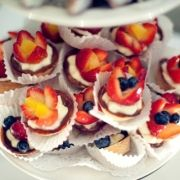 Fruit tarts :)