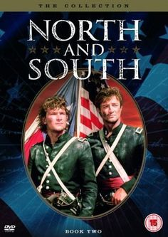 North and South, premiered as a miniseries on tv in the 80's.  Tons of famous faces, I love the love story and George and Ory and their struggle to remain friends while fighting on opposites sides of the war.