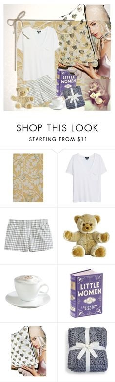 """Ur Heart"" by bren-johnson ❤ liked on Polyvore featuring MANGO, J.Crew, Sur La Table, women's clothing, women's fashion, women, female, woman, misses and juniors"