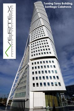Turning Torso Building | Santiago Calatrava.