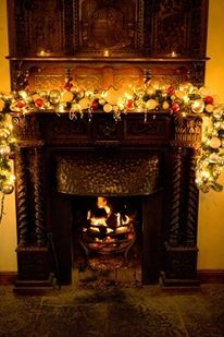 Keeping warm at Christmas in Barberstown Castle! Keep Warm, Castle, Winter, Christmas, Home Decor, Winter Time, Xmas, Decoration Home, Room Decor