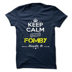 [New tshirt name meaning] FOMBY Shirts of month Hoodies, Funny Tee Shirts