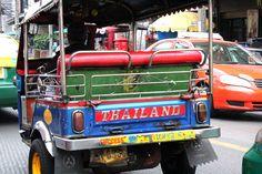 Bangkok, Koh Lanta, Phuket, Ko Phi Phi