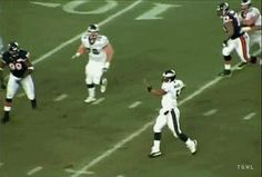 It's a shame Donovan McNabb never managed a Superbowl with the Eagles.
