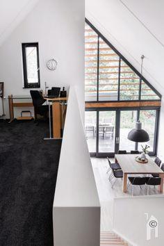 Nieuwbouw schuurwoning met een moderne twist met bijgebouw
