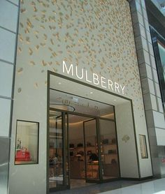 @Mulberry has re-opened on the First Floor at Fashion Avenue @The Dubai Mall