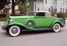 Packard Eight Series 900 Roadster • 1933