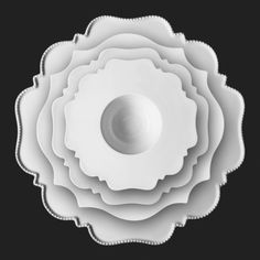 Taste by Paola Navone for Reichenbach beautiful porcelain for your table.