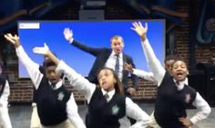 This Teacher Dancing His Ass Off With His Students Has Already Won 2016