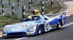 Mirage M9 Renault Le Mans 78 n.10 Schuppan-Lafitte-Posey: