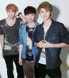#EXOM #KRIS #LAY #LUHAN @So Cool Magazine [July 2012]