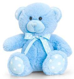 Cute Teddy Bear Pics, Teddy Bear Images, Blue Teddy Bear, Teddy Bear Pictures, Teady Bear, Cute Small Animals, Kindergarten Gifts, Birth Announcement Boy, Bear Wallpaper