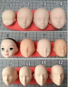 Cheap silicone mold baby, Buy Quality face silicone mold directly from China silicone mold Suppliers: Features: * Brand New and high quality * Made of high quality food grade silicon * Microwave and freezer Polymer Clay People, Polymer Clay Dolls, Polymer Clay Creations, Polymer Clay Crafts, Fondant People, Silicone Dolls, Silicone Rubber, Clay Faces, Free To Use Images