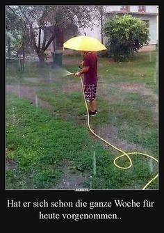 nackt im regen witzig