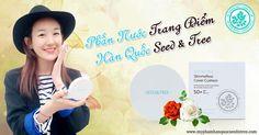 Nơi bán phấn nước trang điểm Seed & Tree Skin Mellow Cover Cushion tại Quận 2