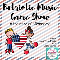 With Patriot Day and Veteran's Day coming up very soon, I thought I would share with you some patriotic music resources. I hope you ar...