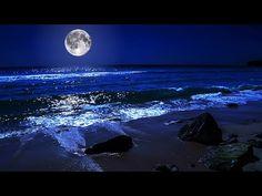 Fall Asleep On A Full Moon Night With Calming Wave Sounds - 9 Hours of Deep Sleeping on Mareta Beach Relaxing Gif, Relaxing Music, Calming Music, Ocean Sounds, Nature Sounds, Moon Beach, Ocean Beach, Full Moon Night, Look At The Moon