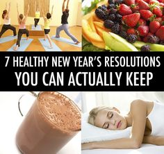 Check out these 7 Healthy New Year's Resolutions You Can Actually Keep! #newyears #newyearsreolution #2014 #wellness #fitness #health #bjj | www.brooklynbjj.com