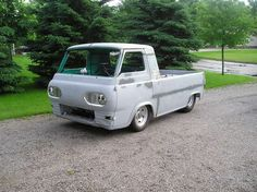 1961 Ford e-100 | Another lilred289 1961 Ford Econoline E150 Passenger post...