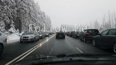 Follow Me - driving the Harz mountain range Germany at a beautiful winter day from location Torfhaus to Schierke station and retour to Braunschweig city. Video scenes are available for editorial use in 4k uhd on request. The music are song samples from the album TRANSCENDENCE by BeyondtheLines.de, available in all major download stores.