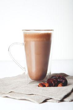 Vegan Nutella Hot Chocolate (Or Vegan Nutella Chocolate Milk!)   picklesnhoney.com